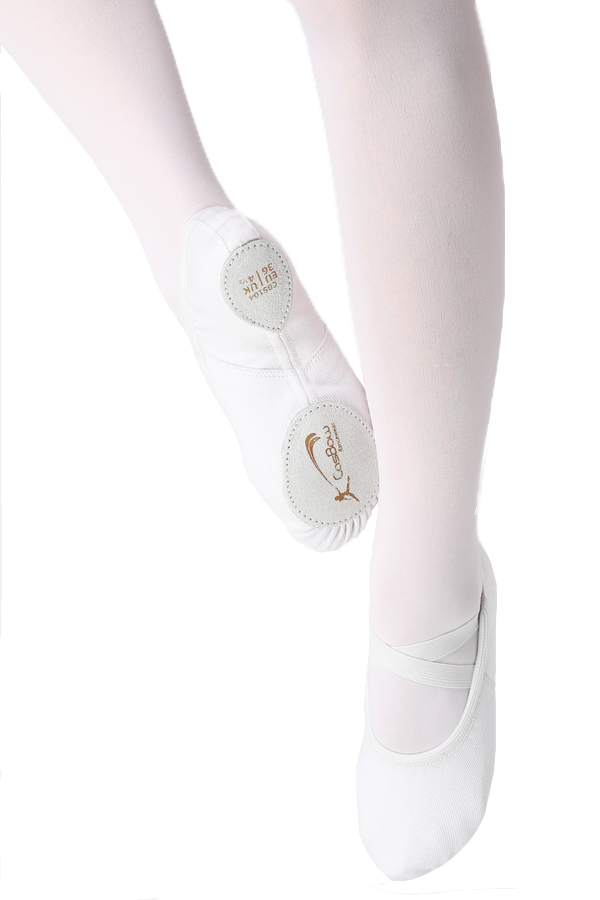 COSBOW Ballettschuhe Stretchleinen CBS104