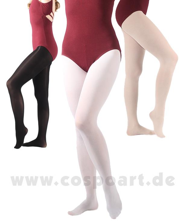 DANCERIES Ballettstrumpfhose Famous 60 DEN Z52